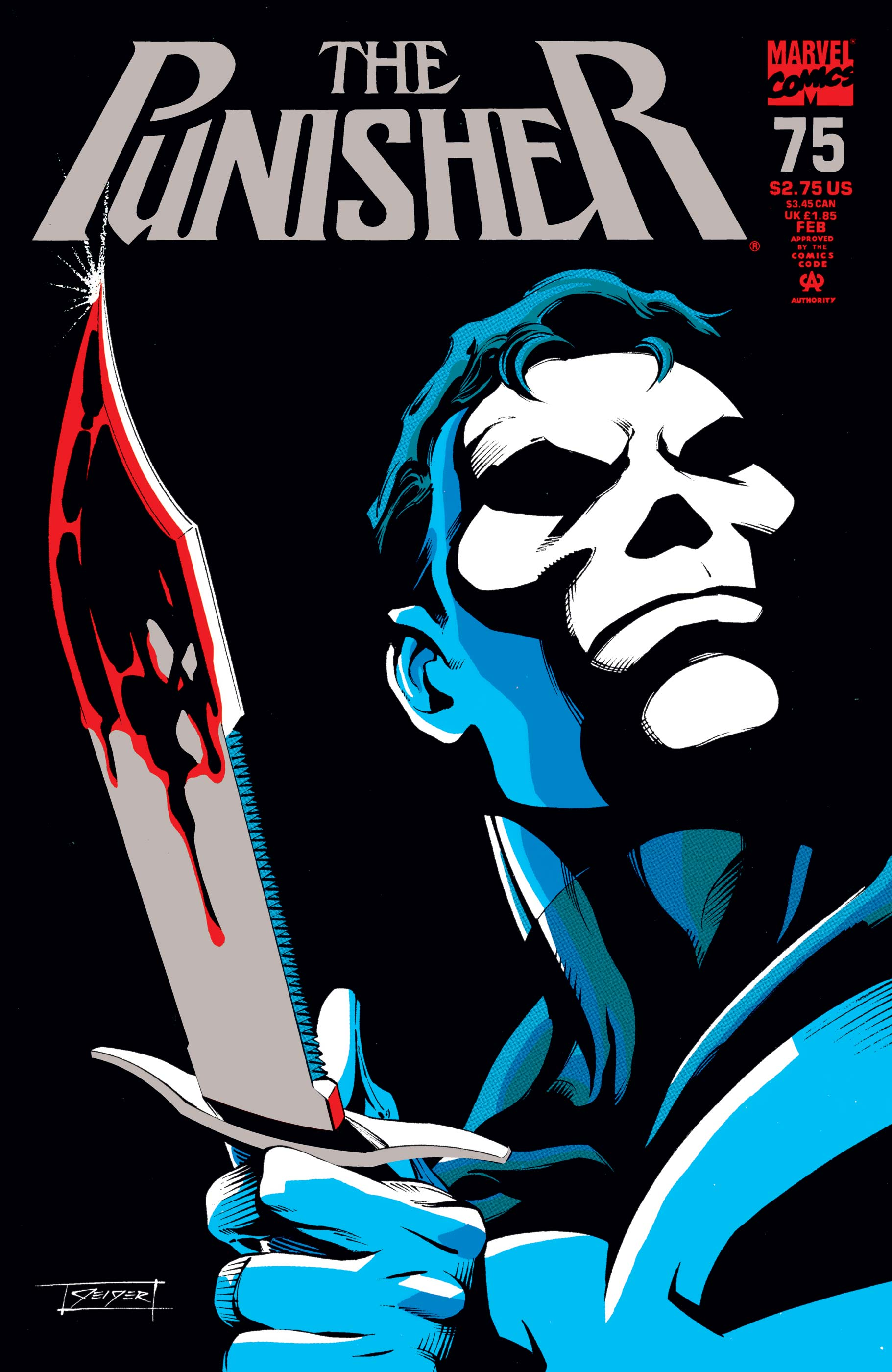 The Punisher (1987) #75