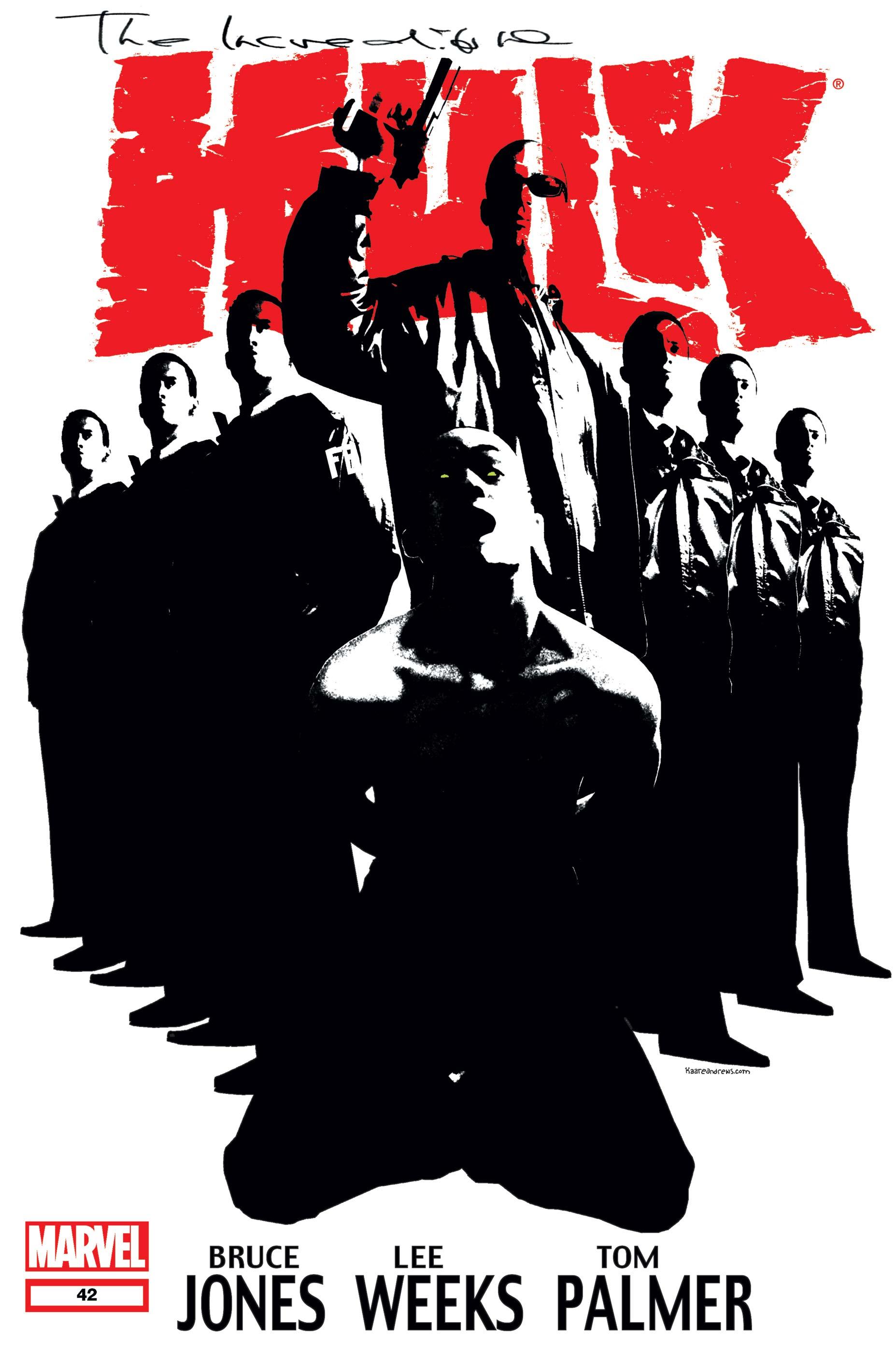 Hulk (1999) #42