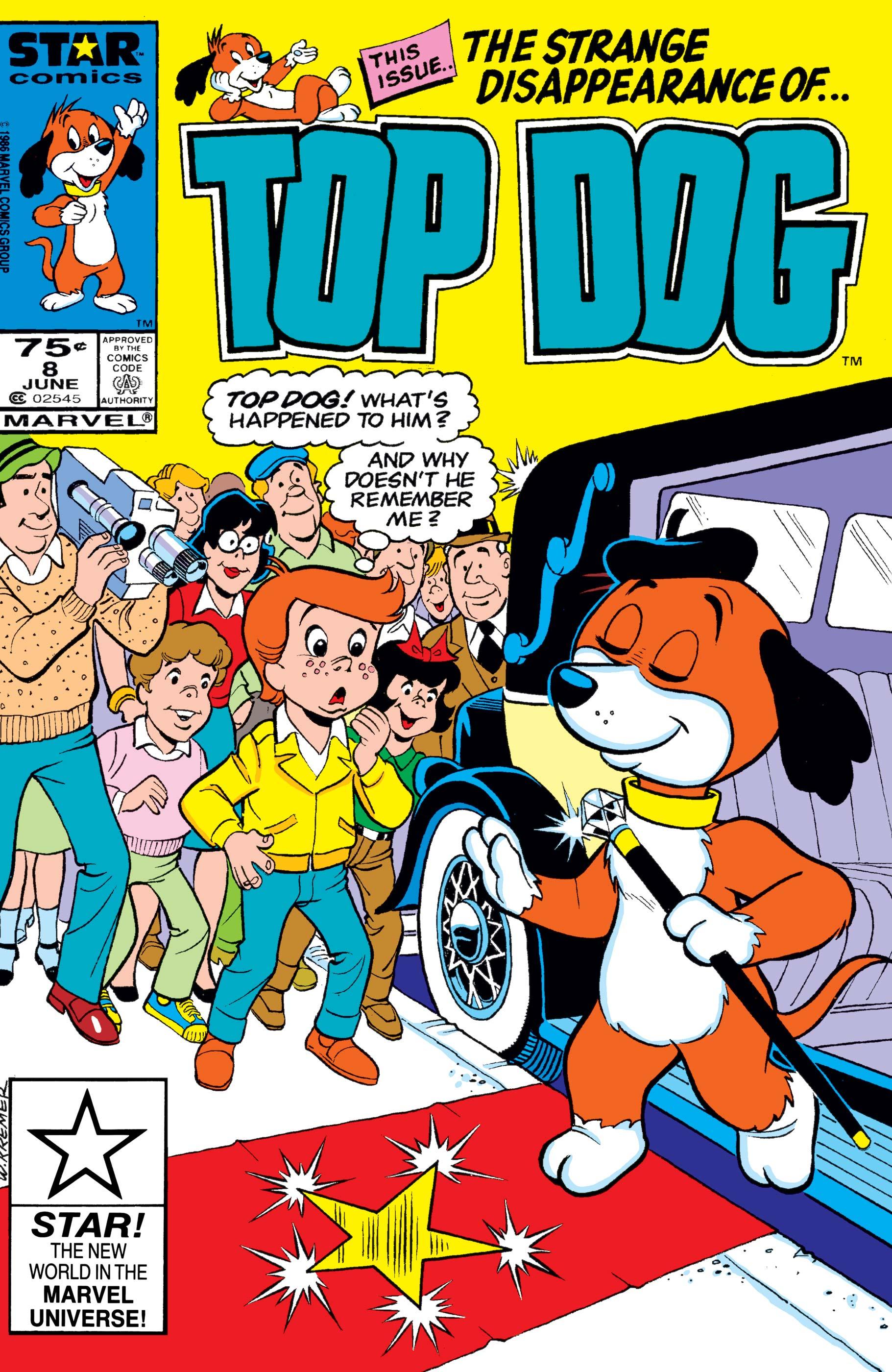 Top Dog (1985) #8