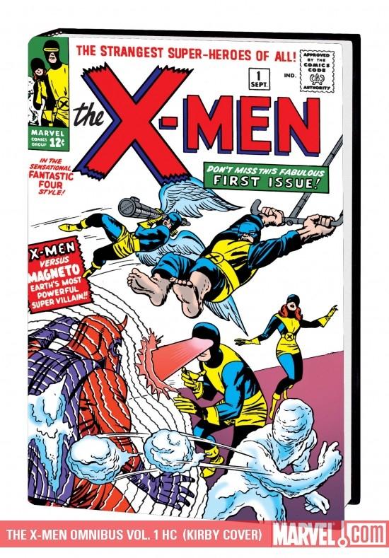The X-Men Omnibus Vol. 1 (Hardcover)