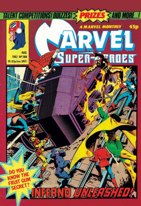 Marvel Super-Heroes (1967) #388