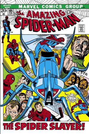 The Amazing Spider-Man #105