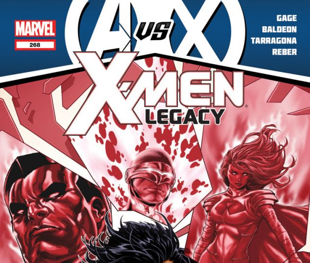 X-Men Legacy (2008) #268