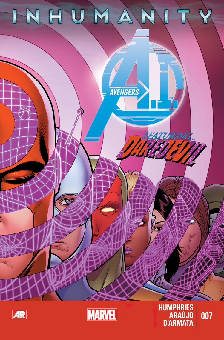 Avengers a.I. (2013) #7