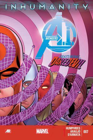 Avengers A.I. #7