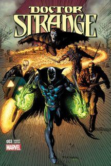 Doctor Strange (2015) #3 (Texeira Marvel 92 Variant)