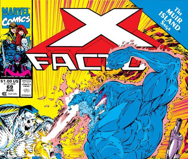 X-FACTOR (1986) #69