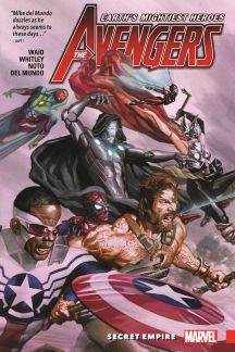 Avengers: Unleashed Vol. 2 - Secret Empire (Trade Paperback)