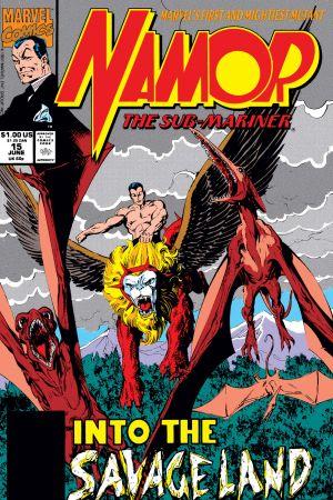Namor: The Sub-Mariner (1990) #15