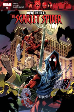Ben Reilly: Scarlet Spider (2017) #16