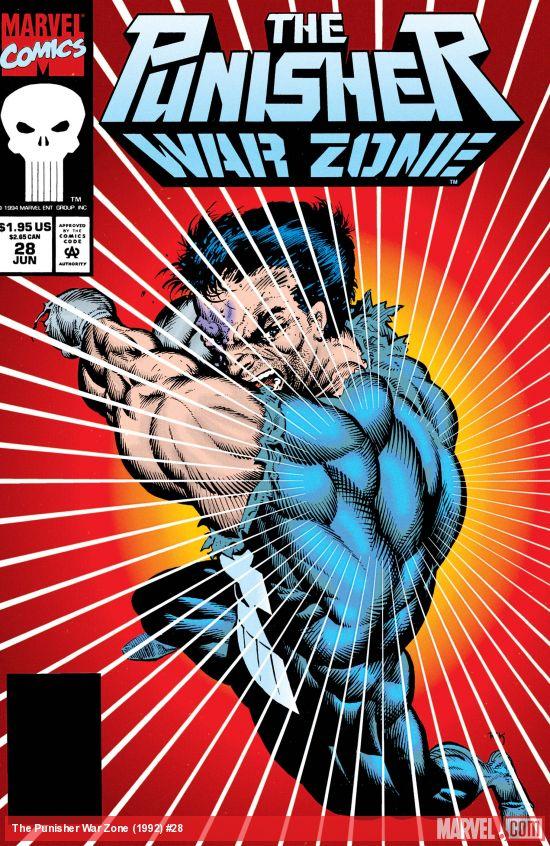The Punisher War Zone (1992) #28