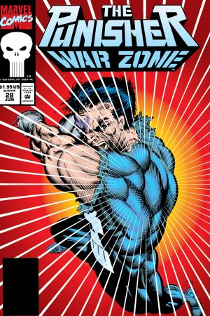 The Punisher War Zone #28