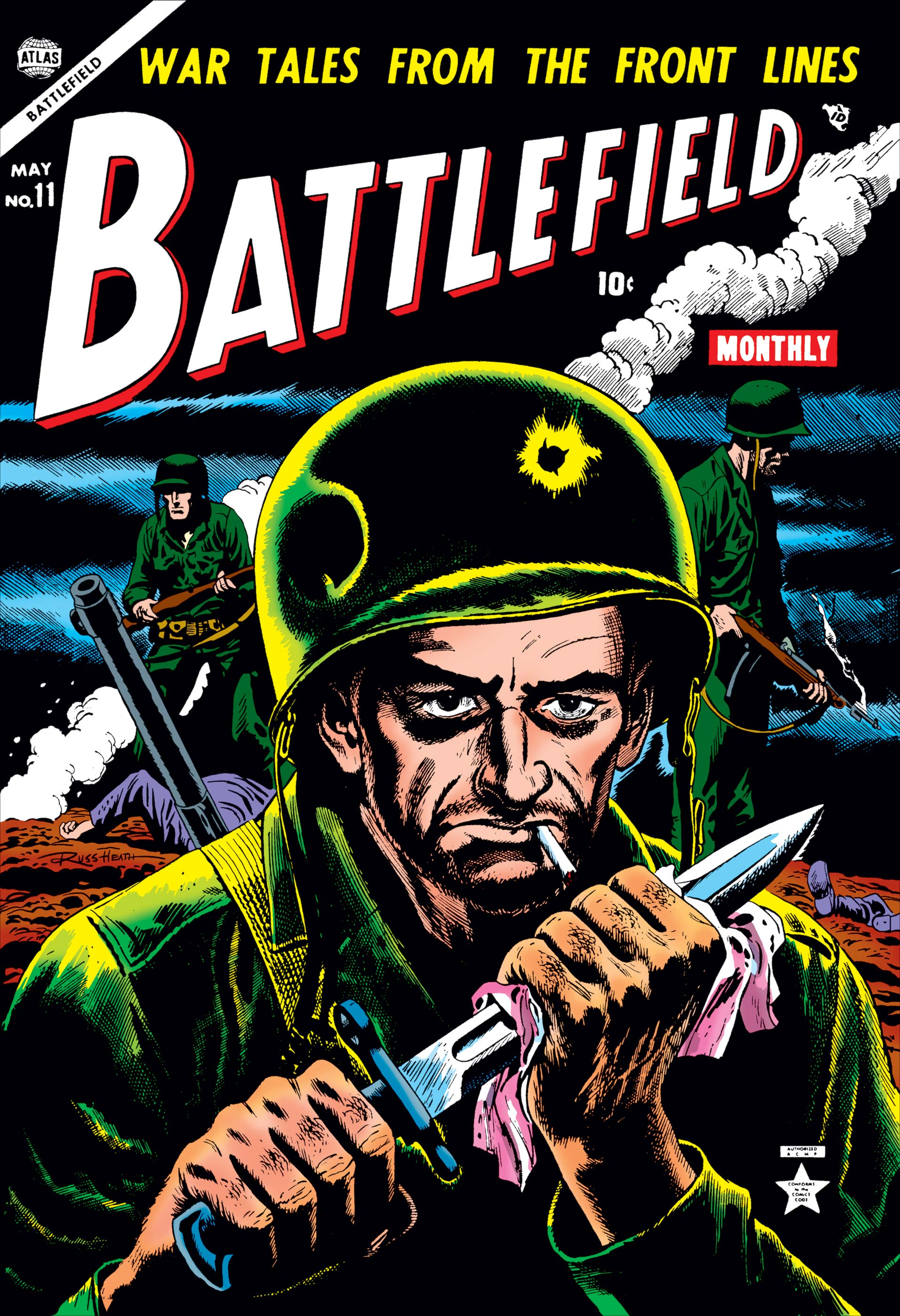 Battlefield (1952) #11
