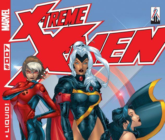X-Treme X-Men (2001) #7