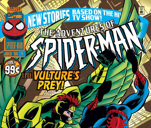 Adventures of Spider-Man #4