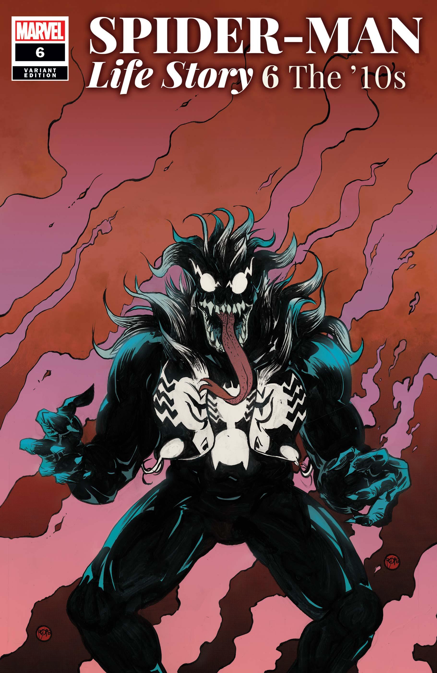 Spider-Man: Life Story (2019) #6 (Variant)