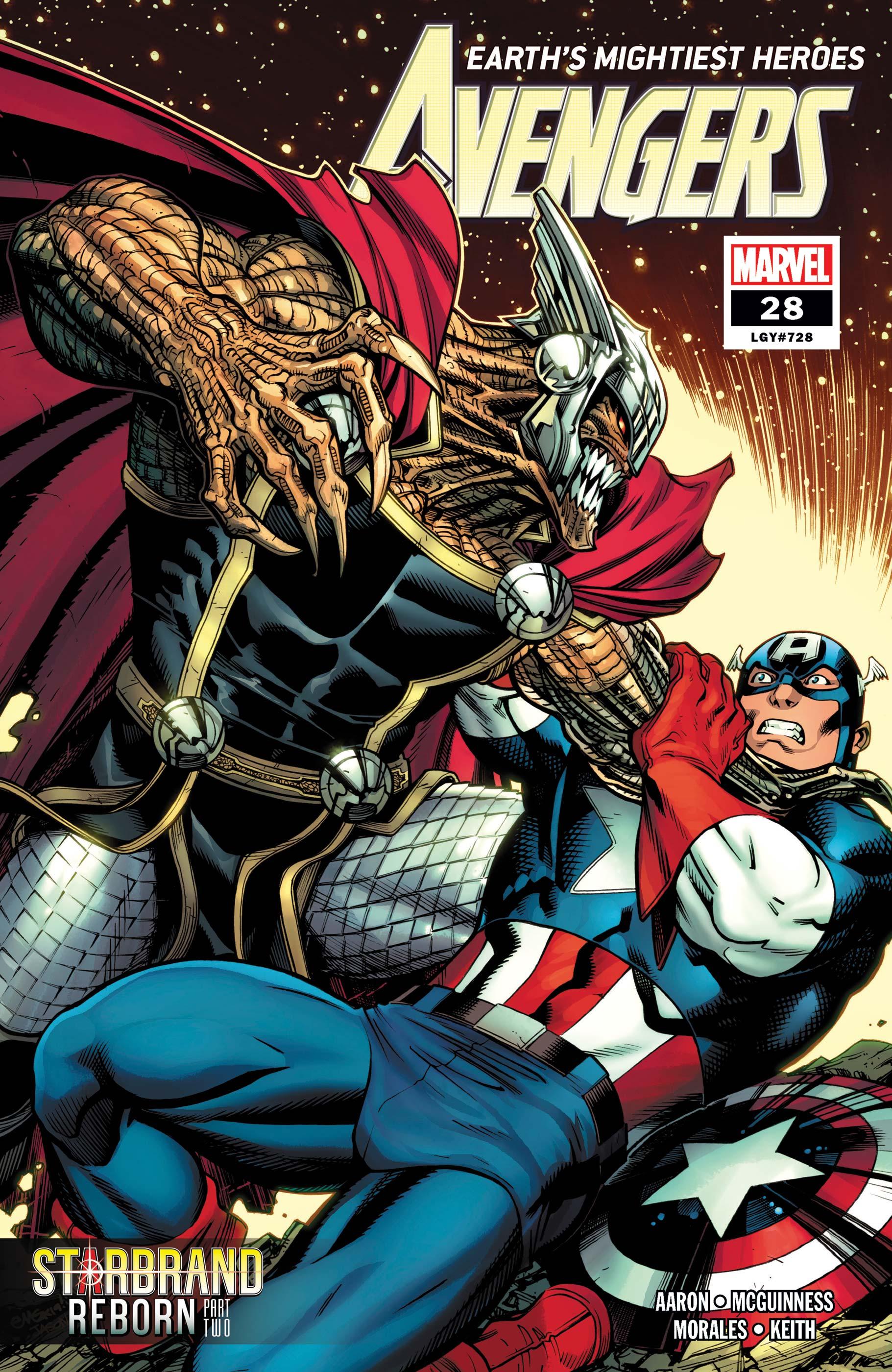 Avengers (2018) #28