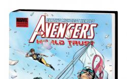 Avengers: World Trust (Hardcover)