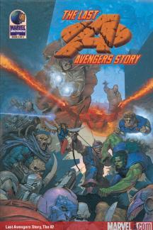 The Last Avengers Story (1995) #2