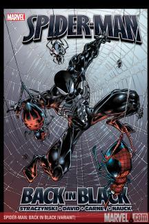 Spider-Man: Back in Black (Hardcover)