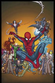 Official Handbook of the Marvel Universe (2004) #12 (SPIDER-MAN)