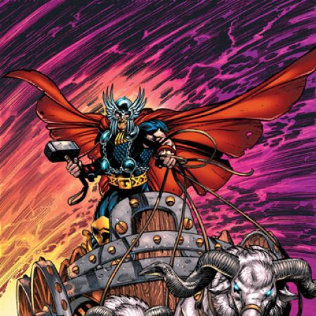 THOR (2003) #73 COVER