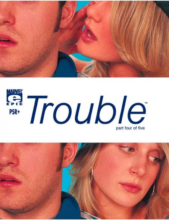 Trouble (2003) #4