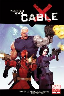 Cable (2008) #14 (OLIVETTI MW, 50/50 COVER)