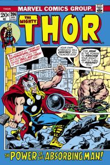 Thor (1966) #206