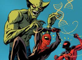 See Spider-Man & Scarlet Spider Reunite