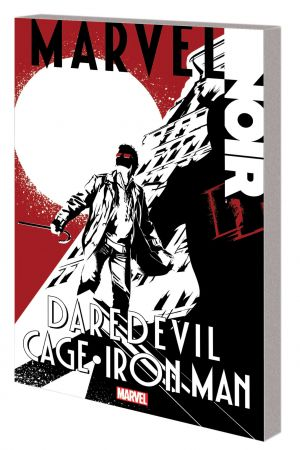 MARVEL NOIR: DAREDEVIL/CAGE/IRON MAN TPB (Trade Paperback)
