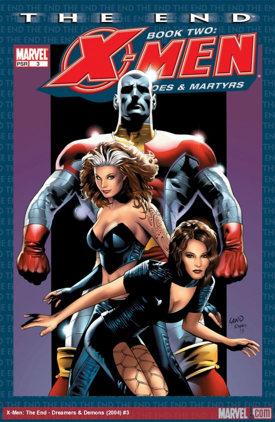 X-Men: The End - Heroes and Martyrs (2005) #3