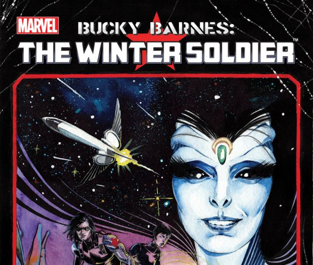 BUCKY BARNES: THE WINTER SOLDIER 3 (WITH DIGITAL CODE)