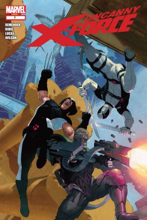 Uncanny X-Force #7