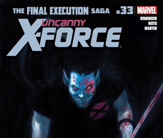UNCANNY X-FORCE (2010) #33