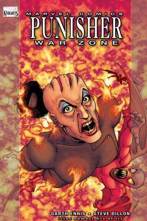 Punisher: War Zone (2008) #5