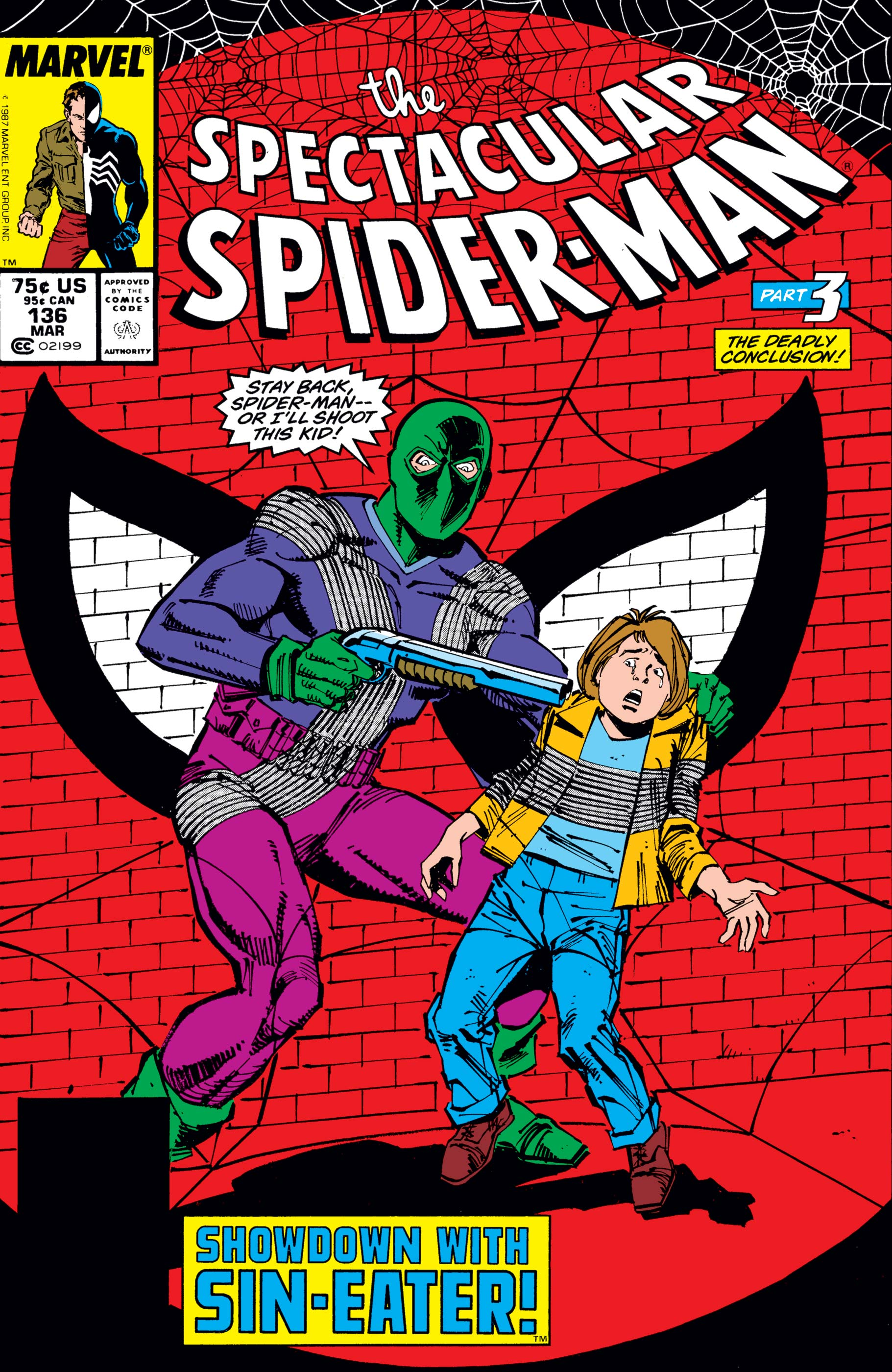 Peter Parker, the Spectacular Spider-Man (1976) #136
