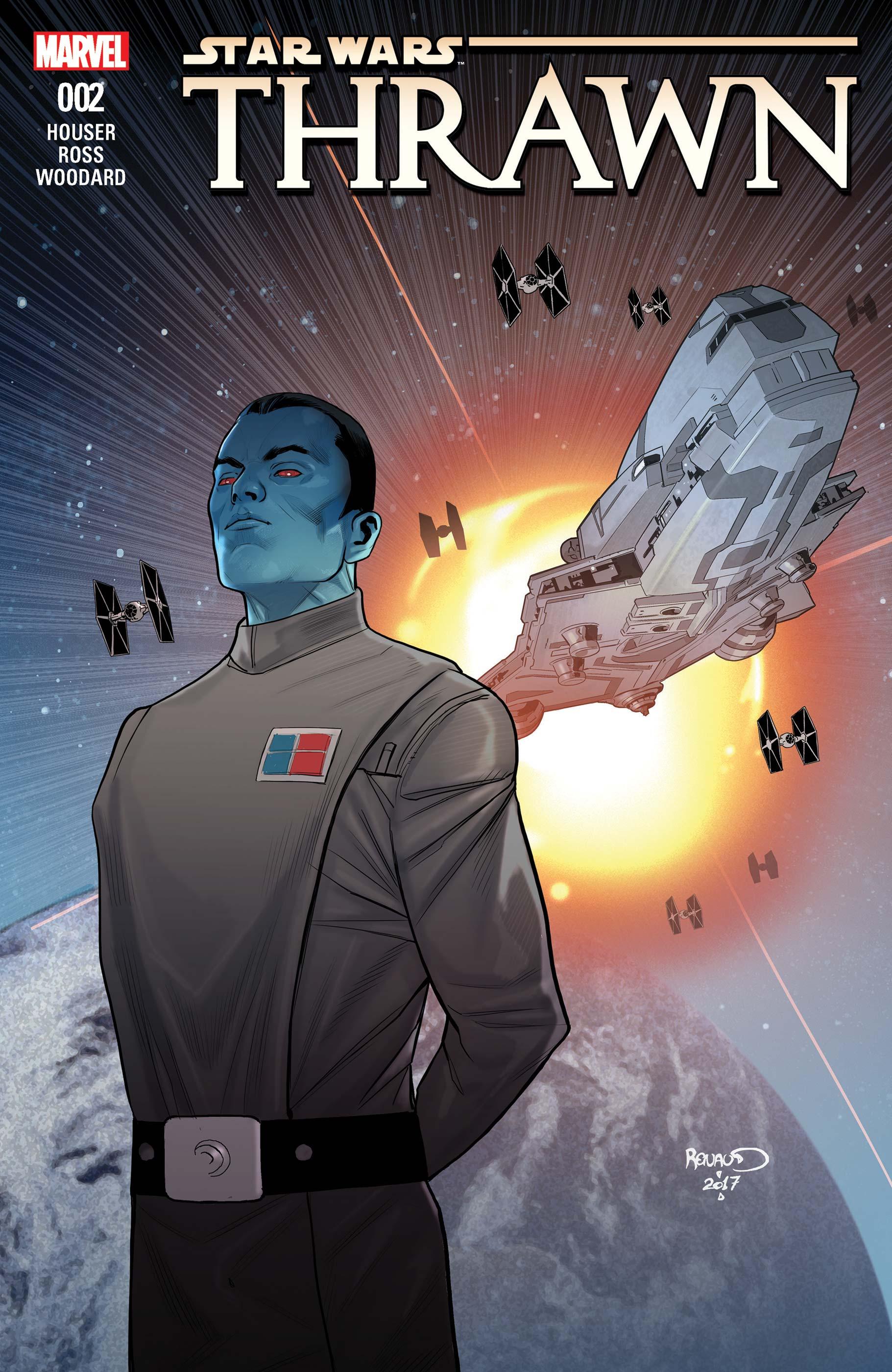Star Wars: Thrawn (2018) #2