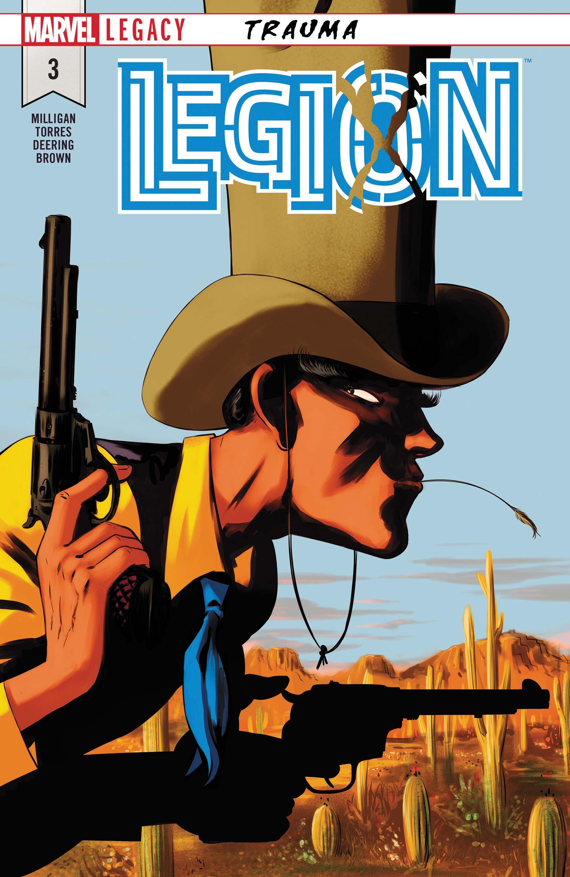 Legion (2018) #3