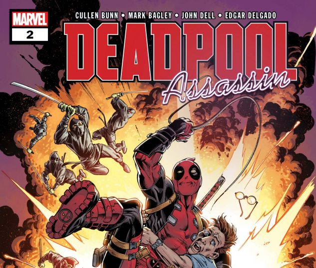 cover from Deadpool: Special Missions (2018) #2