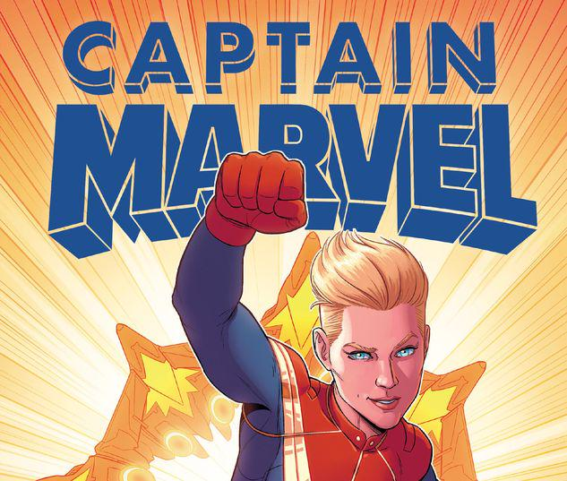 CAPTAIN MARVEL: EARTH'S MIGHTIEST HERO VOL. 5 TPB #0