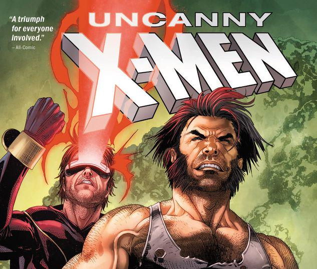 UNCANNY X-MEN: WOLVERINE AND CYCLOPS VOL. 1 TPB #2