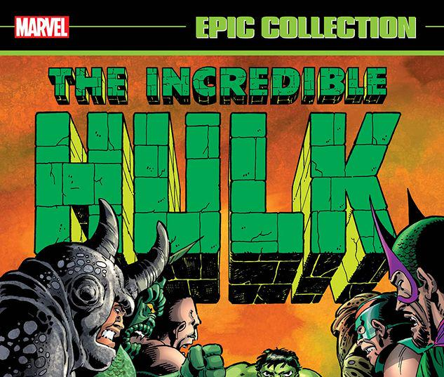 INCREDIBLE HULK EPIC COLLECTION: WHO WILL JUDGE THE HULK? TPB #1