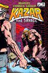 Ka-Zar the Savage #19