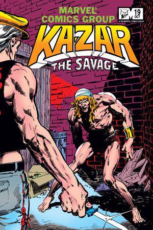 Ka-Zar (1981) #19