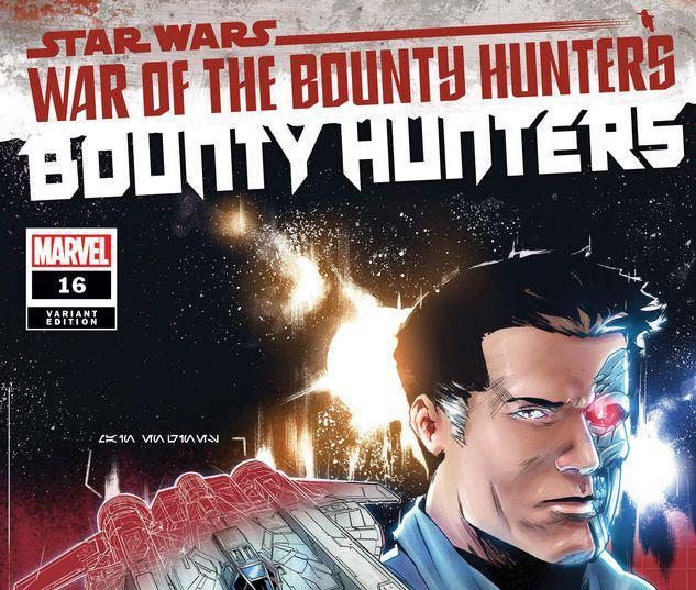 Star Wars: Bounty Hunters #16