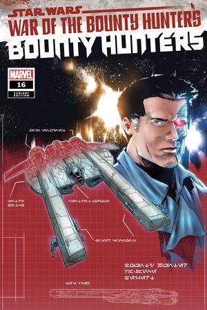 Star Wars: Bounty Hunters (2020) #16 (Variant)