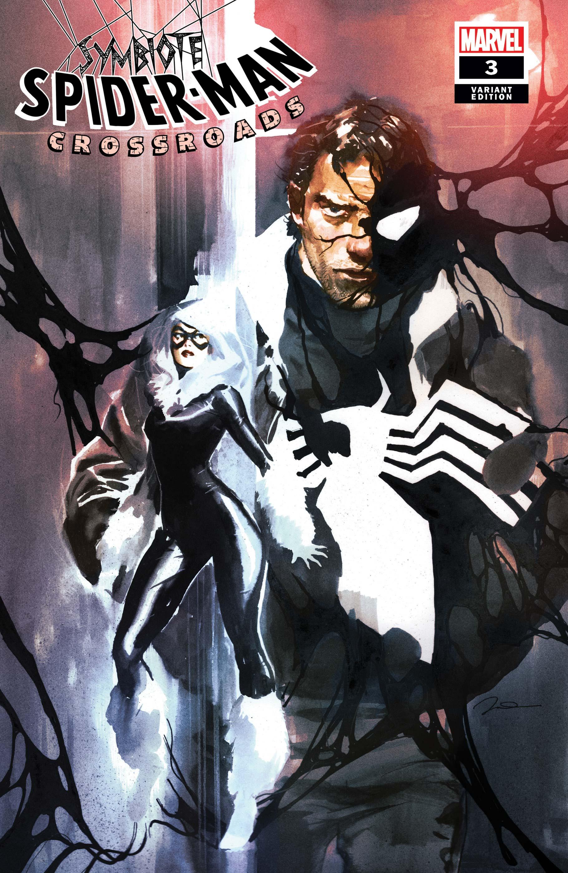 Symbiote Spider-Man: Crossroads (2021) #3 (Variant)