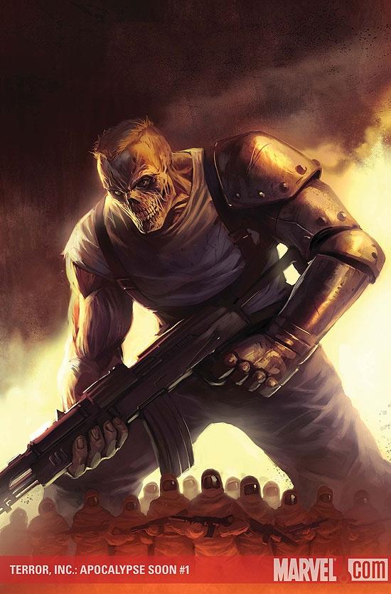 Terror, Inc. - Apocalypse Soon (2009) #1