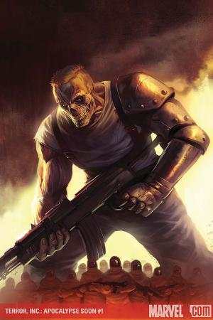 Terror, Inc. - Apocalypse Soon #1